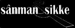 Logo Sanman en Sikke